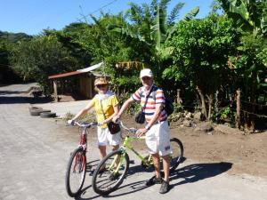 Fahrrad-Ausflug in Costa Rica