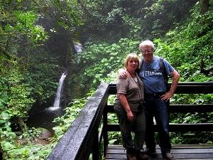 Costa Rica Reisebericht und Erinnerungsfoto unserer Kunden