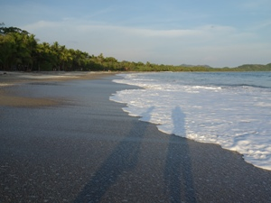 Entspannung an der Pazifikküste