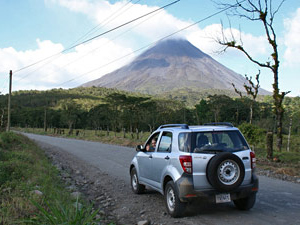 Mit dem Auto durch Costa Rica