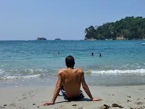 Entspannen in Manuel Antonio in Costa Rica