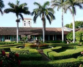 Die Unterkunft: ein ehemaliges Kloster