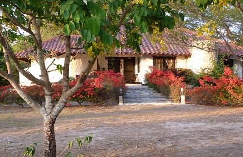 Gemütlich ausgestattetes Haus der Gastgeber