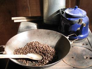geröstete Kaffeebohnen aus Matagalpa