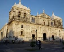 Kolonialer Charme von León