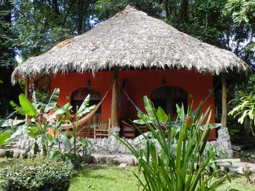 Das komfortable Bungalow in Puerto Viejo