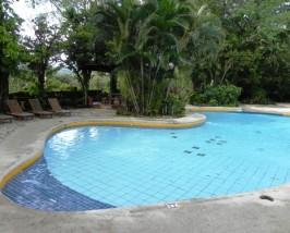 Pool der Komfortunterkunft am Rincon