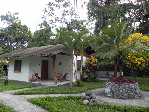 Komfortunterkunft in Cahuita