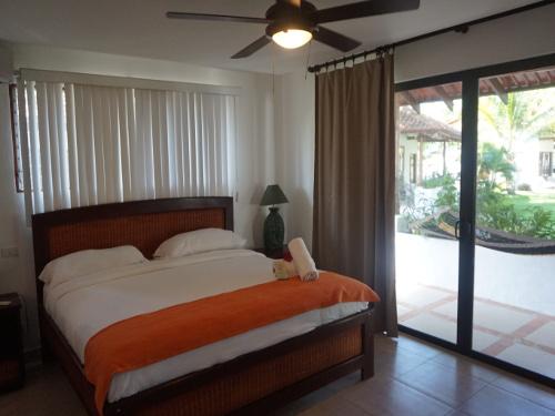 Zimmer der Komfortunterkunft außerhalb von Sámara