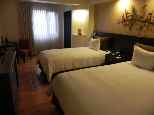 Ihr komfortables Zimmer im Zentrum von San José