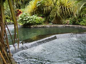 Heiße Quellen in La Fortuna bei 2 Wochen Costa Rica Reise