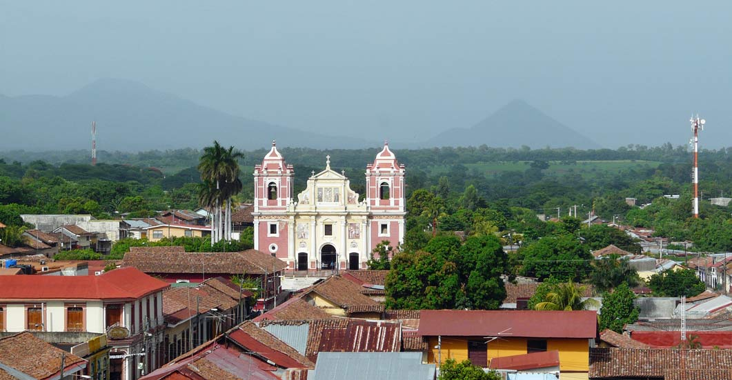 Panama Nicaragua Rundreise León