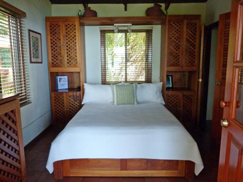 Hotelzimmer der Komfortunterkunft