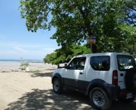 MIt dem Mietwagen unterwegs in Nicaragua