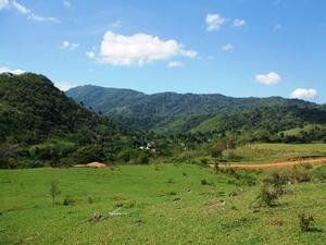 Weite Täler auf Ihrer Reise durch Costa Rica