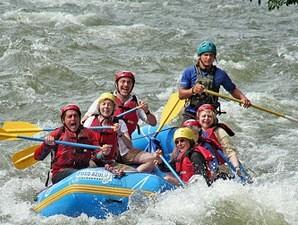 Aufregendes Rafting-Erlebnis auf dem Rio Pacuare