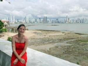 Reisepezialistin in Panama City