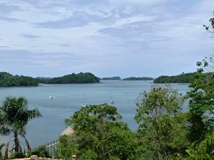 Inseln im Golfo de Chiriqui