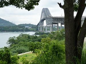 Panama Rundreise Puente de las Americas