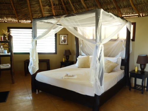 Komfortables Zimmer auf Ometepe