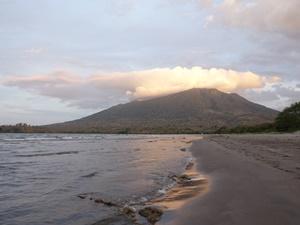 Vulkan Maderas auf Ometepe