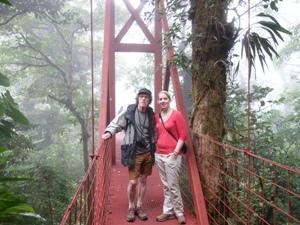 Der mystische Nebelwald Monteverde