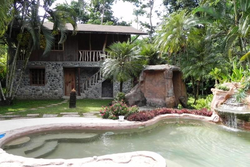 Bungalow in Cahuita