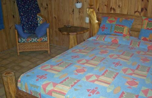 Gemütliches Hotelzimmer in Cahuita