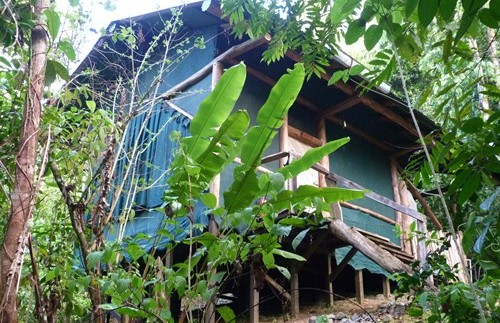 Bungalow in Corcovado Nationalpark