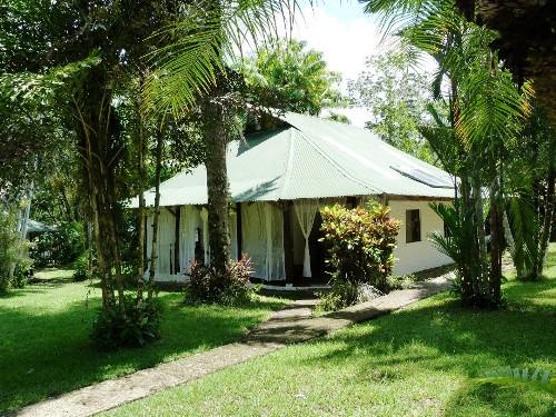 Unterkunft am Rande des Dorfes Dominical