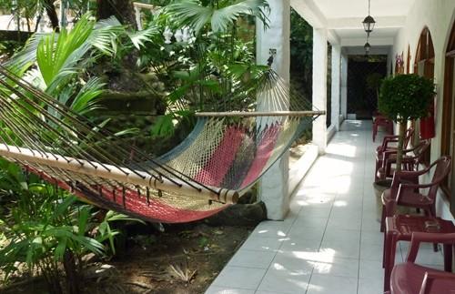 Ein Platz zum Relaxen