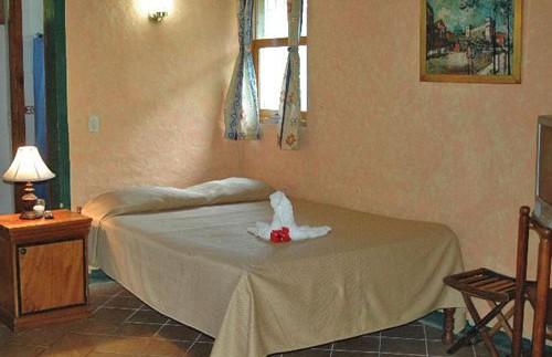 Das Hotelzimmer auf Ometepe