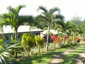 Unterkunft Sarapiqui Gärten Costa Rica