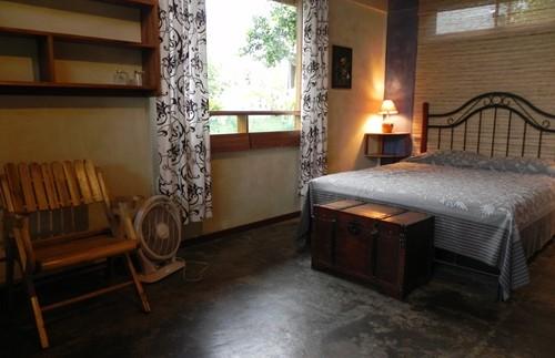 Großzügiges Zimmer am Tenorio Nationalpark