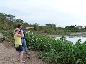 Begeben Sie sich auf Vogelbeobachtungstour auf dem Gelände der Finca