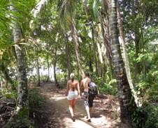 Wandern & Schnorcheln im Cahuita Nationalpark