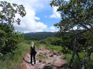 Wandern im Rincón Nationalpark bei Mittelamerika Rundreise