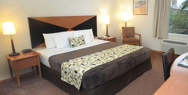 Zimmer im Hotel in San Jose