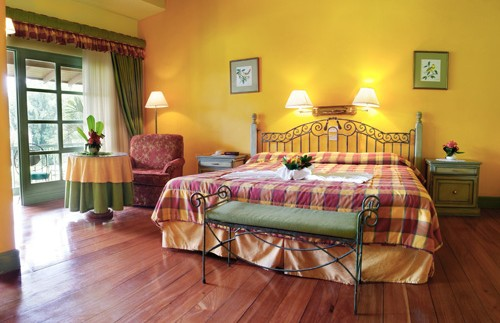 Hotelzimmer in Turrialba