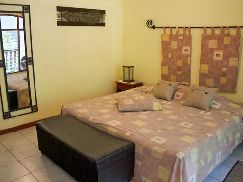 Zimmer der Unterkunft in Quepos