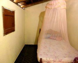 Bett im Homestay in Somoto