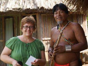 Die Embera im Chagres Nationalpark