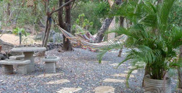 Unterkunft direkt an der Laguna de Apoyo