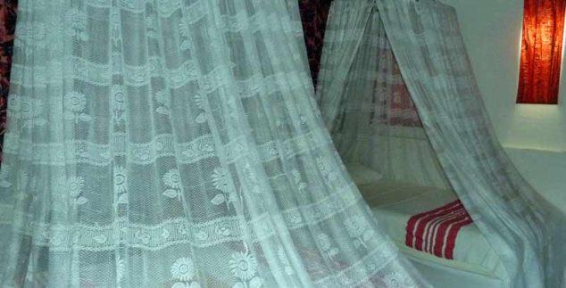 Mit Liebe zum Detail eingerichtete Zimmer an der Laguna de Apoyo
