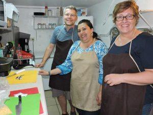 Kochkurs in San José - ein idealer Start Ihrer Reise für 3 Wochen durch Costa Rica