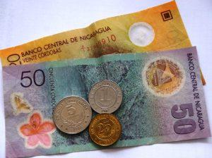 Währung in Nicaragua