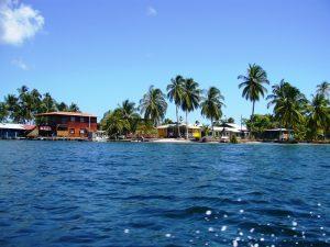 Bocas del Toro Inseln in Panama