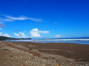 Strand in Dominical bei Costa Rica Naturreise