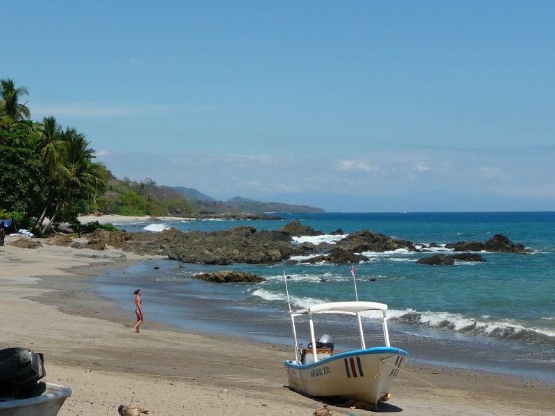 Der Playa Tambor