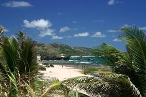 Bathsheba Beach auf Barbados
